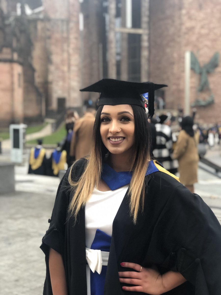 Amai On Twitter I Graduated From Coventry University With A First