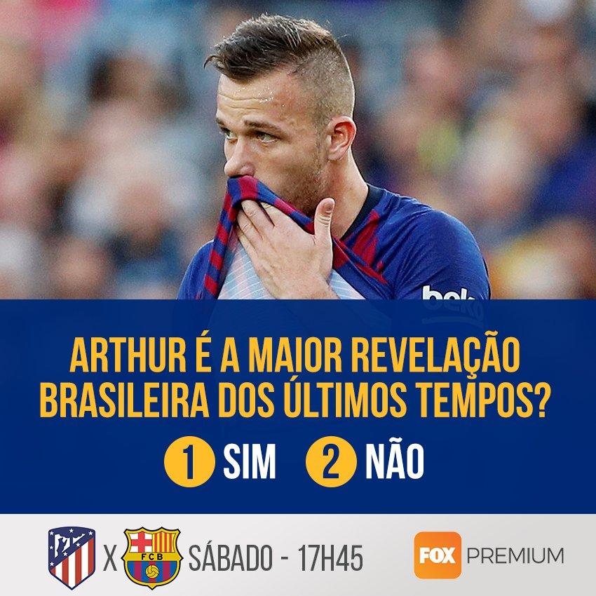 MAGIA NOS PÉS! O novo craque do Barça merece o cargo de maior revelação 434507c30867a