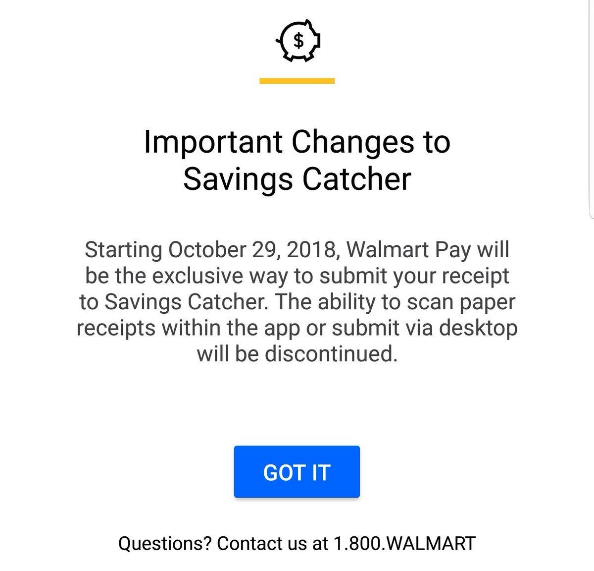 Savingscatcher Hashtag On Twitter Wiring Money From Walmart 0 Replies Retweets Likes