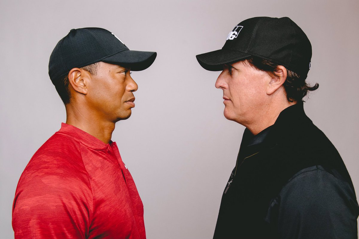 It's game time. Capital One's The Match: Tiger vs. Phil can be purchased through Bleacher Report Live. Buy now - bit.ly/2S6hQRt