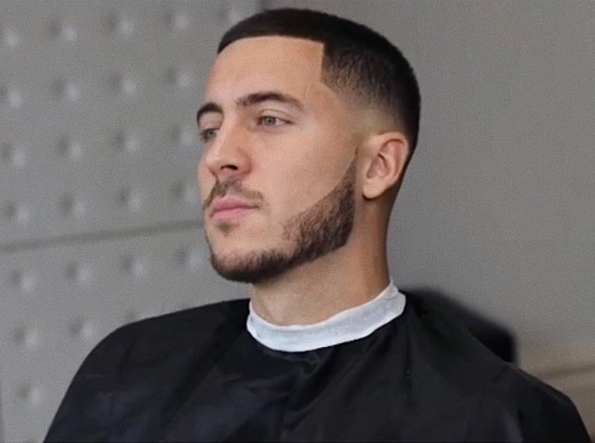 Eden Hazard Haircut