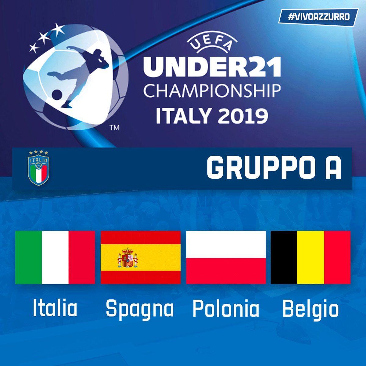 Nazionale Italiana (@Vivo Azzurro)   Twitter
