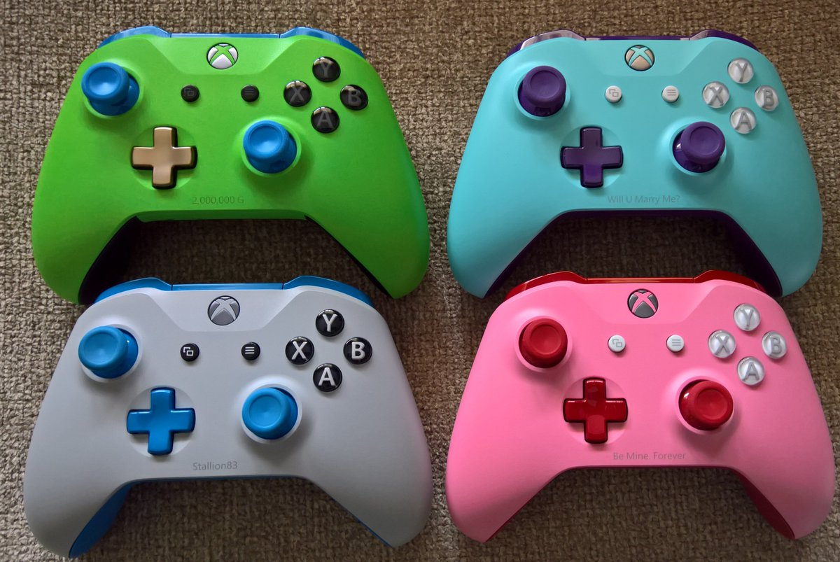 Stallion On Twitter Xbox Design Lab Controllers Are So Neat I Love Making Them A Very Cool Idea For Personalized Christmas Gifts Not An Ad Just A Fan Https T Co Gp8qbldqmj Https T Co Mm7xq5j9fm