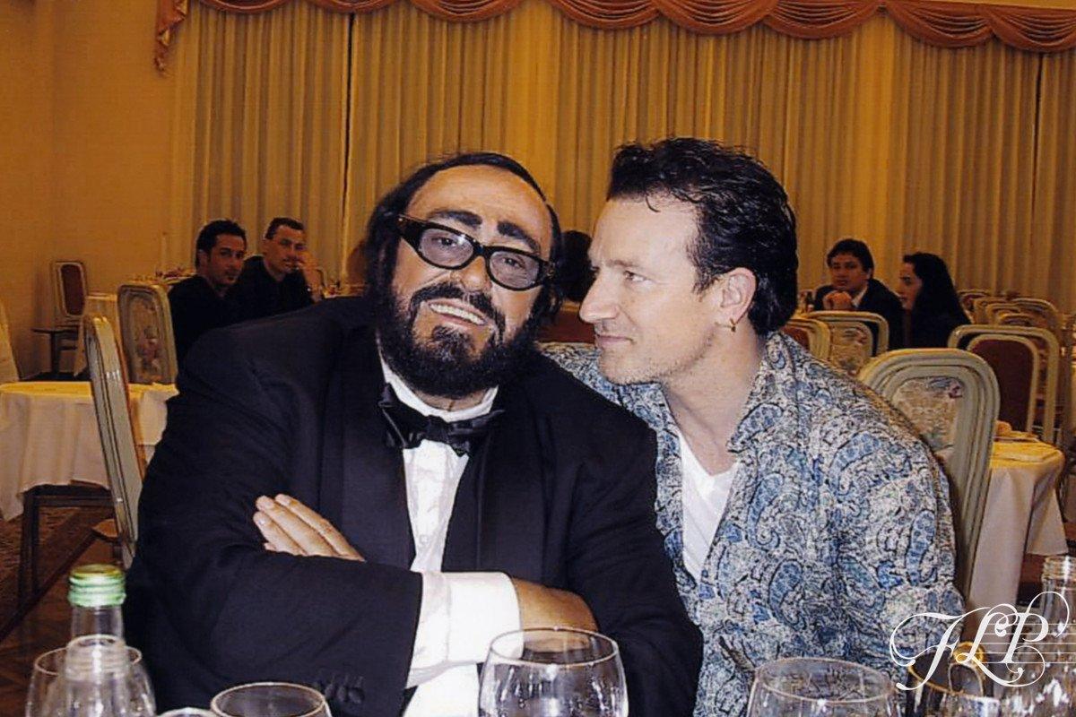 Luciano Pavarotti Foundation On Twitter Pavarottibyfriends