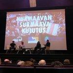 Huippukeskustelu. Osta laatua / tue kiertotaloutta. @Ekokumppanit @TuomasEnbuske #ilmastonmuutos #kulutus