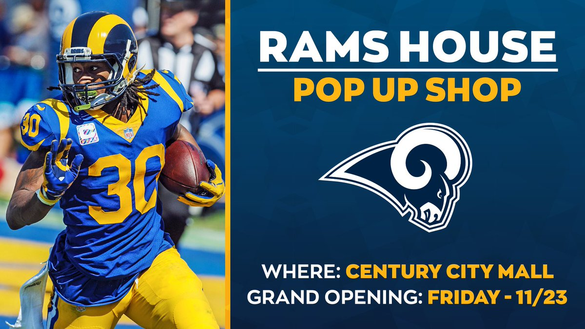 more photos a9720 9833f Los Angeles Rams on Twitter:
