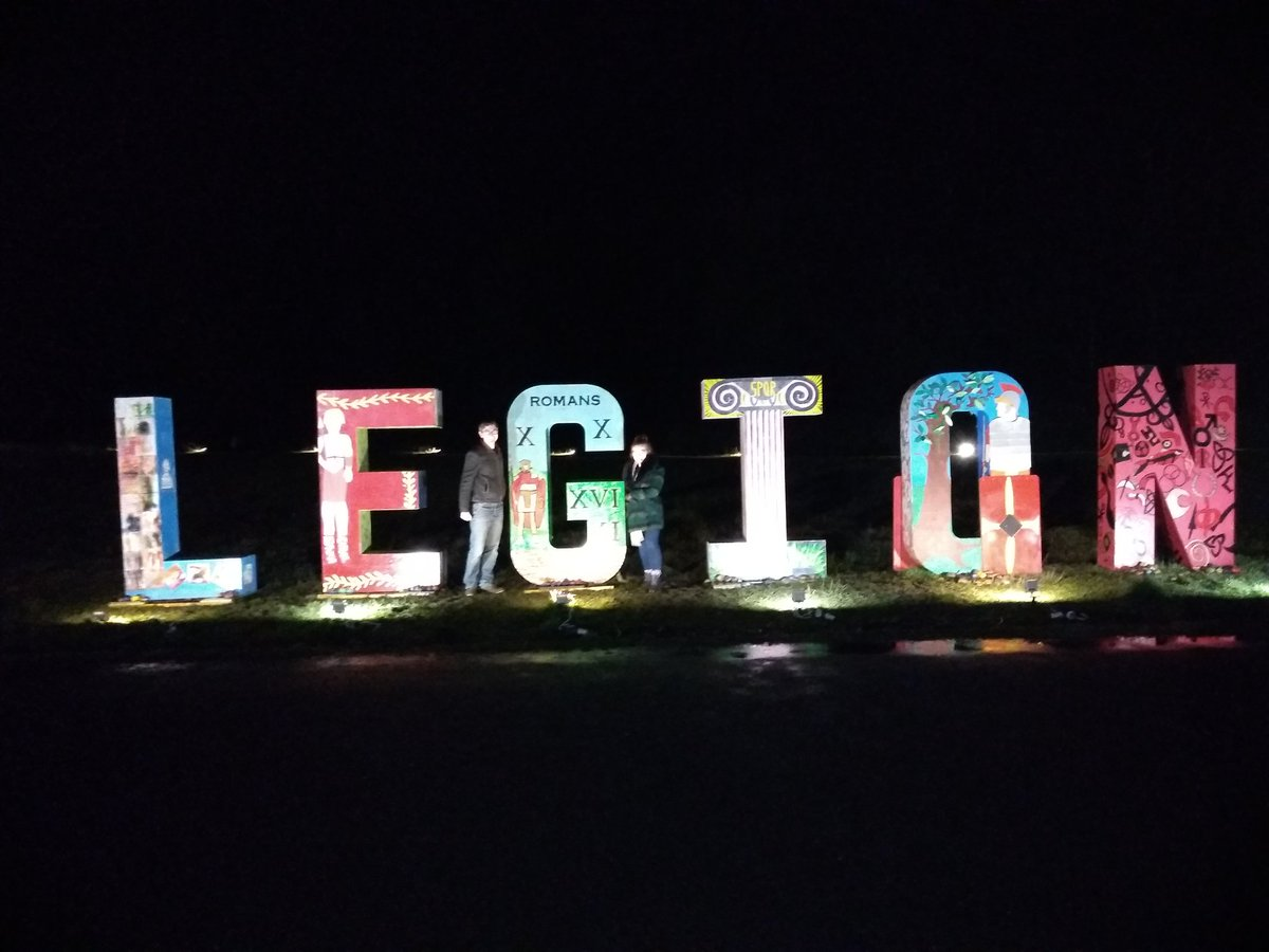 #WeAreLegion @RoughCastleExp @JoannaDWilson
