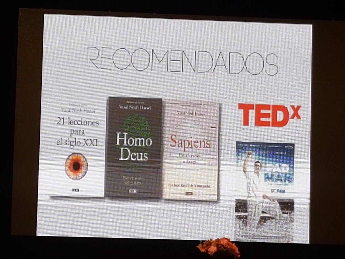 Leé esos 3 libros, mirá mucho TEDx,  mirá esa peli. Para vos, emprendedor! #EmprenderCAME #EnergiaqueInspira