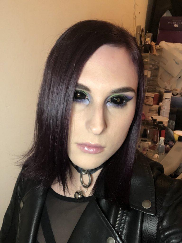 Mugeek Vidalondon: Gothic Eye Makeup You