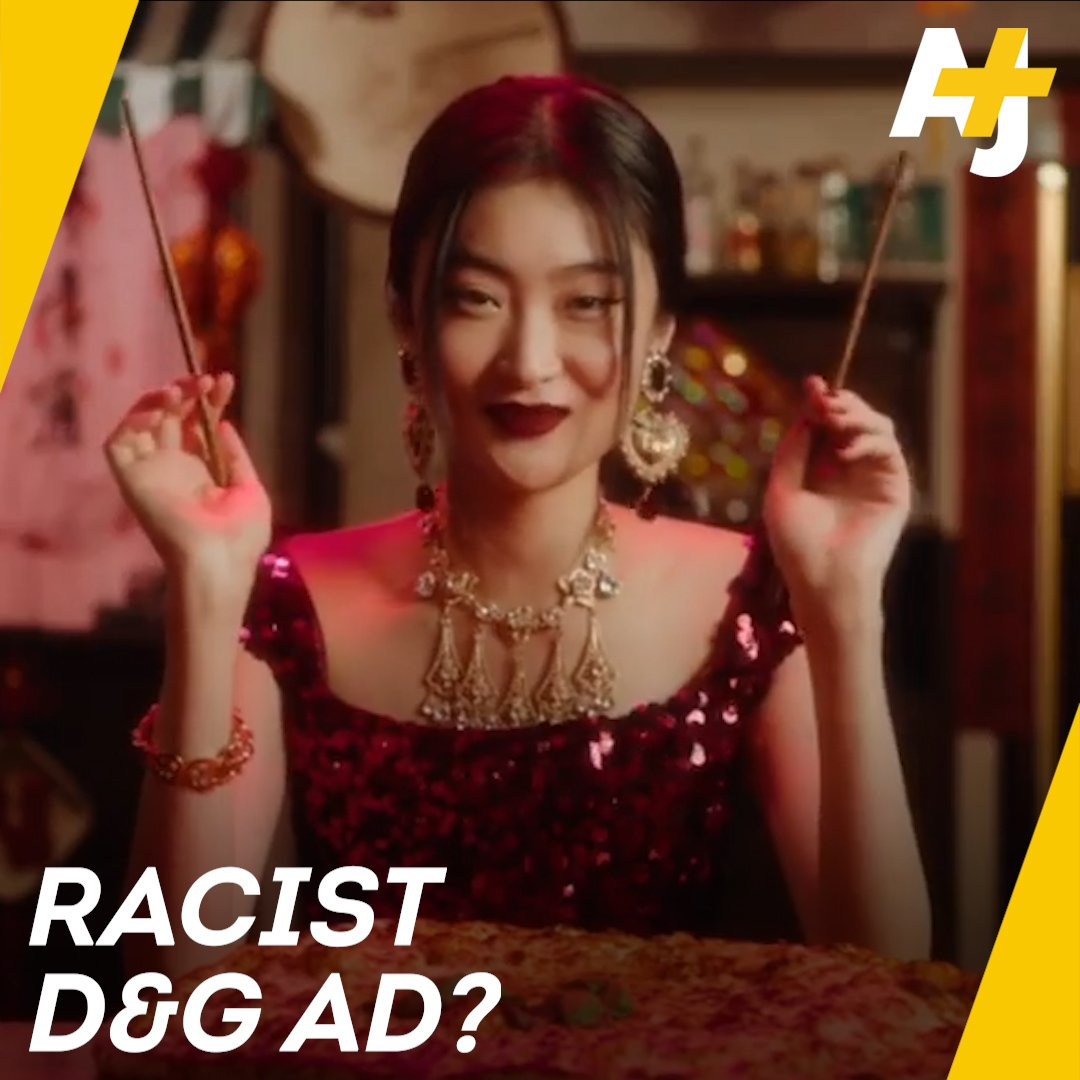 Dolce   Gabbana cancelled its Shanghai fashion show hours before doors  opened amidst accusations of racism. ec80f59b5e1b4