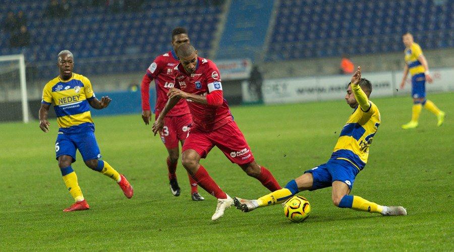 FC Sochaux-Montbéliard 1-4 Auxerr