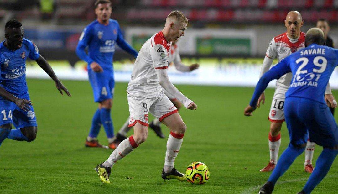Béziers 1-1 Valenciennes