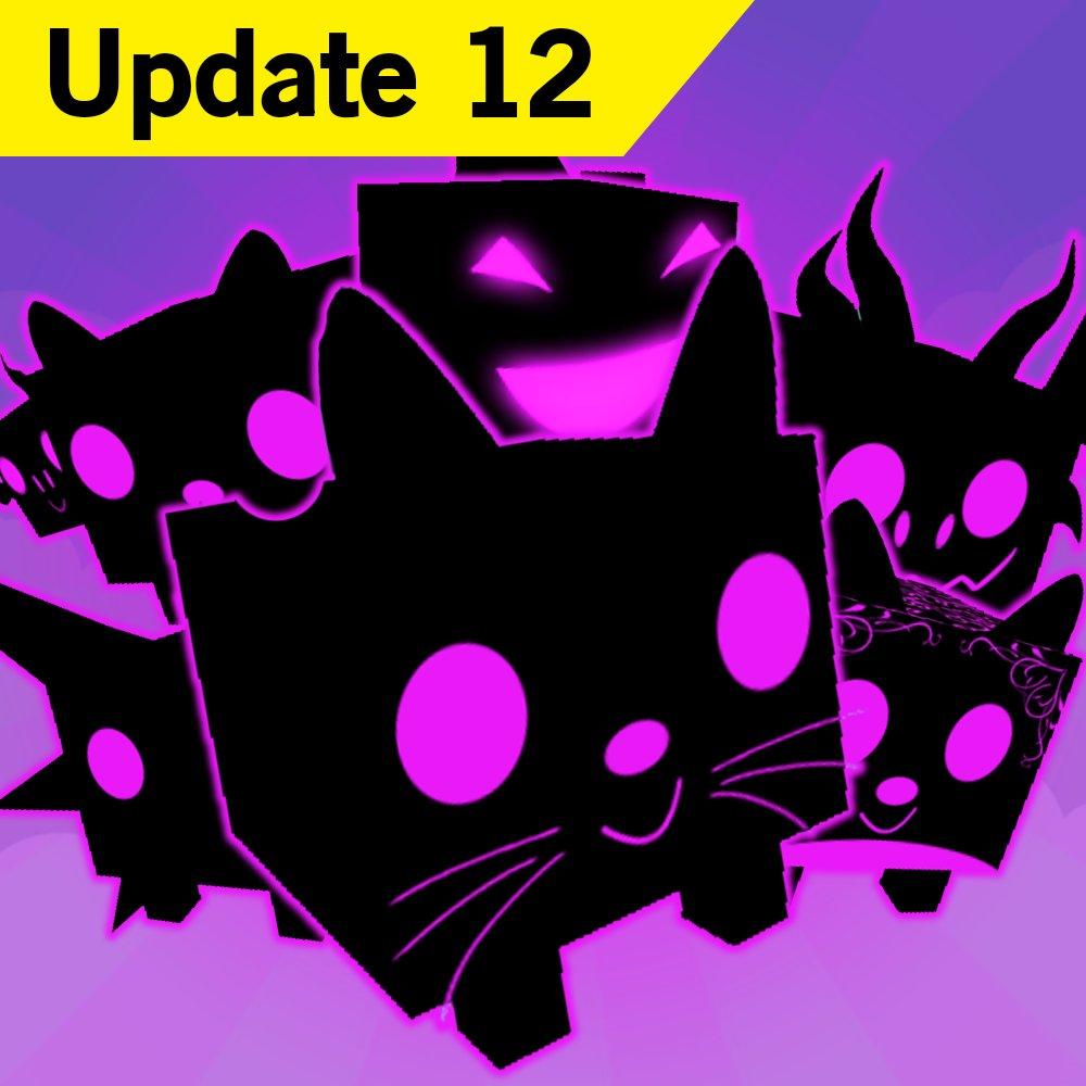 Big Games On Twitter Pet Simulator Update 12 Is Live