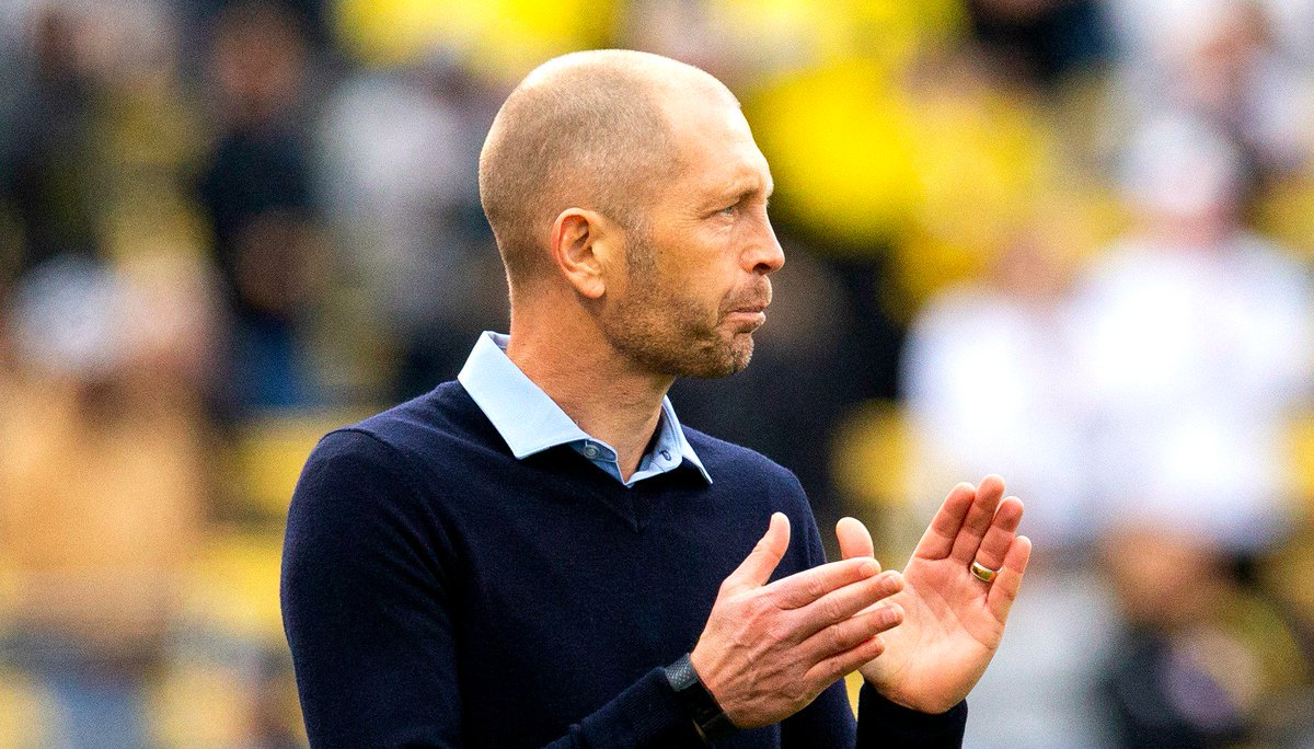 Berhalter says USA could profit from playing in empty stadiums