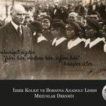 Image for the Tweet beginning: Başöğretmen M. K. Atatürk başta