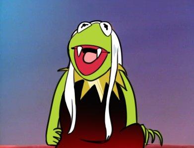 kermilla the frog