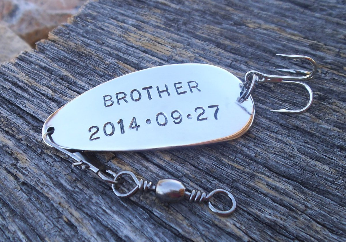 Gift For Brother Of The Groom In Law Idea Step Wedding Gifts Party Fishing Lure Http Tuppu A84590fe Ify