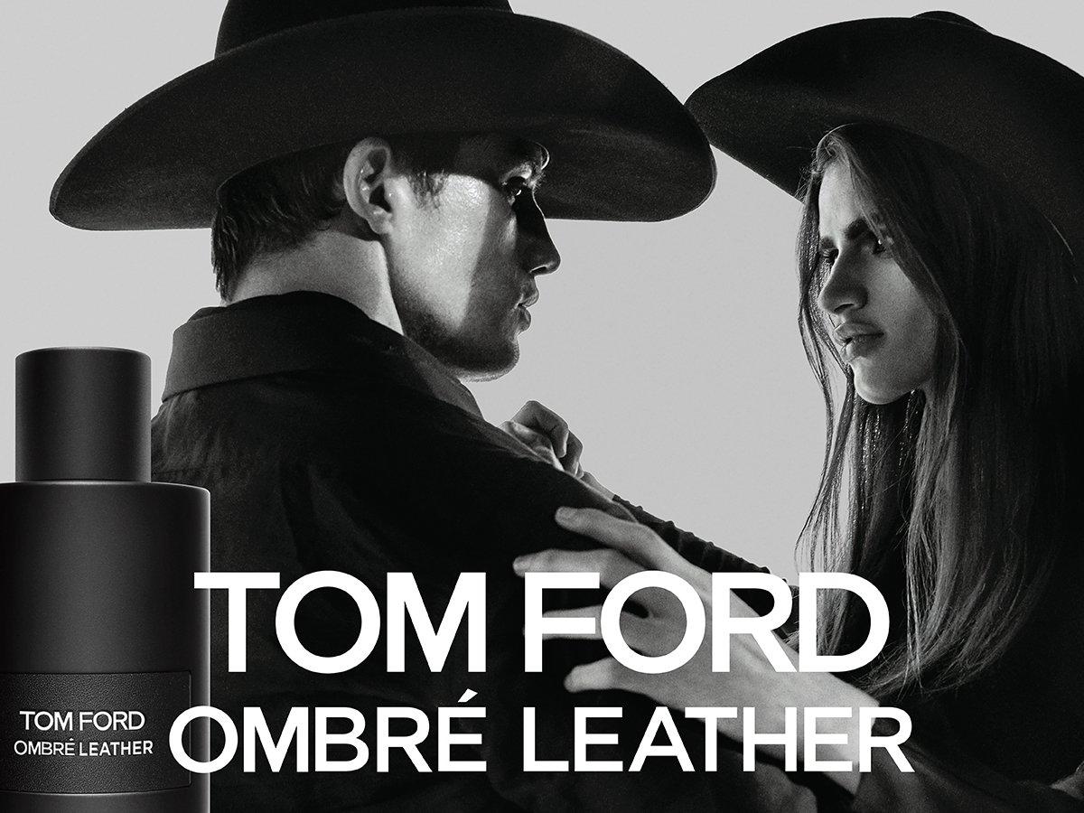 Gazzaz Ksa On Twitter العطر الجديد Ombré Leather من Tom Ford