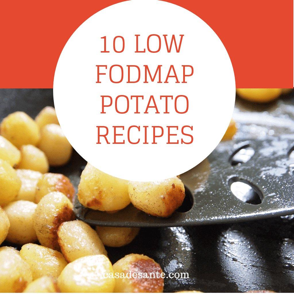 10 Low FODMAP Potato Recipes https://t.co/ltk80p0IH2 https://t.co/WxwWJikajE