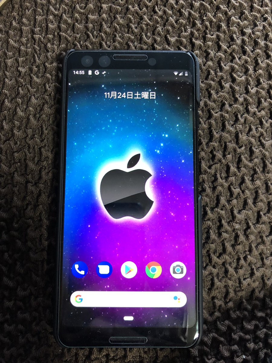 Yasui Toshiaki V Twitter Android の新しいスマホpixel3が面白そう