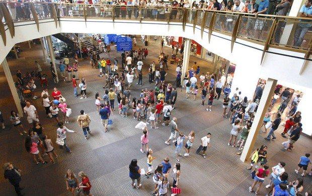 Jersey Gardens Mall 2