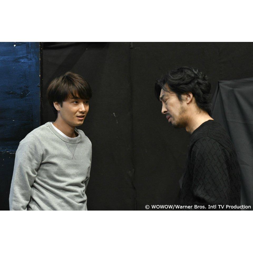 「連続ドラマW コールドケース2 ~真実の扉~」 第七話のゲストは、井上芳雄 さん 飯豊まりえ さん