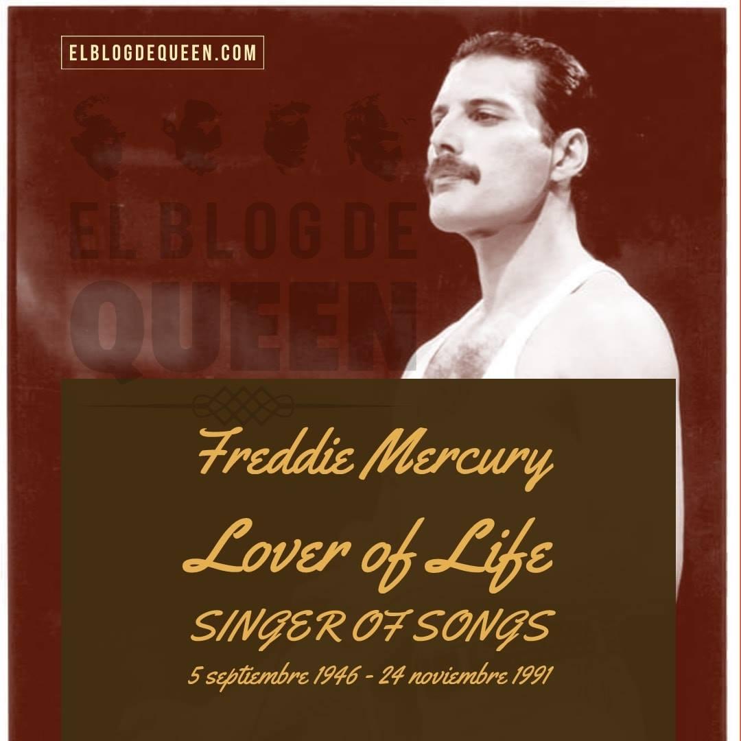 Nunca te olvidaremos Freddie!  @MercuryMOTG  @QueenWillRock @OfficialRMT @TheRealMickRock @BoRhapMovie @ClassicRockMag @PeterStraker1 @RoyThomasBaker @brianmaycom @DrBrianMay