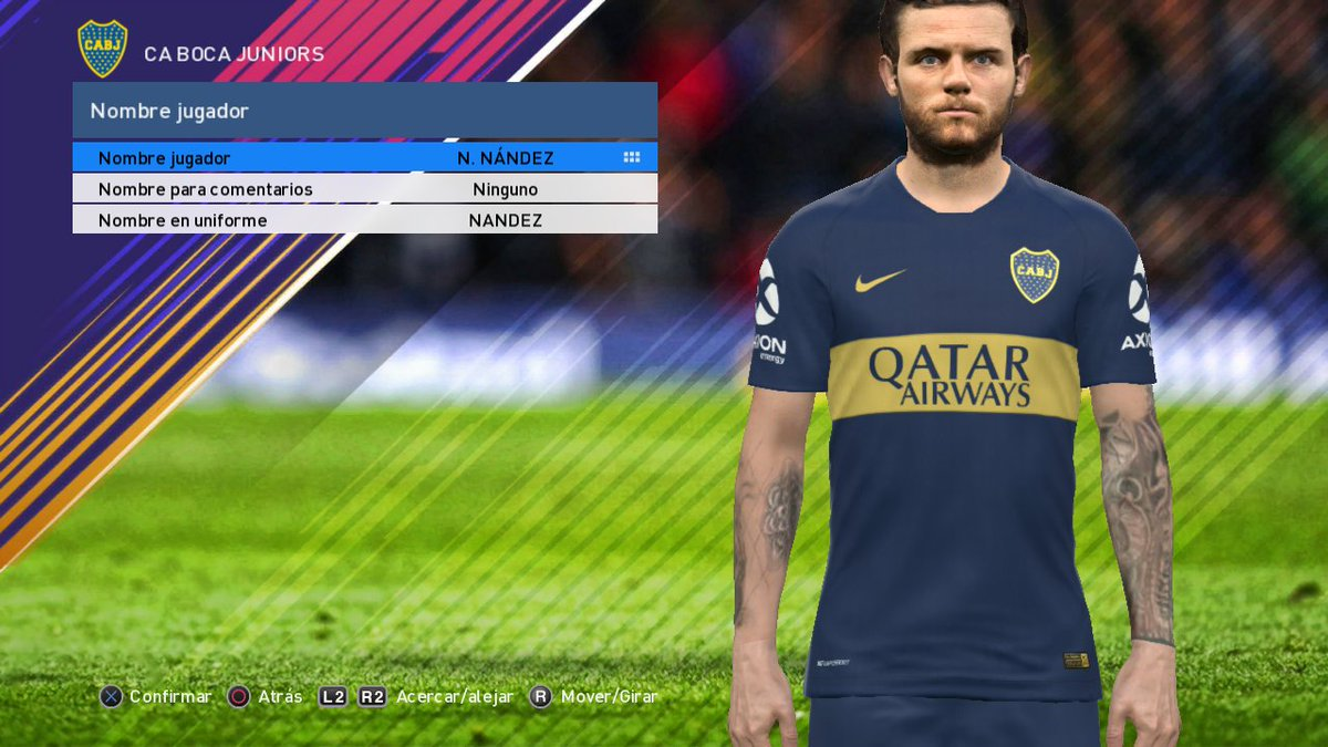 Potato Patch PES 2018 PS3 By Team Poltergeist 👌 Tweet added