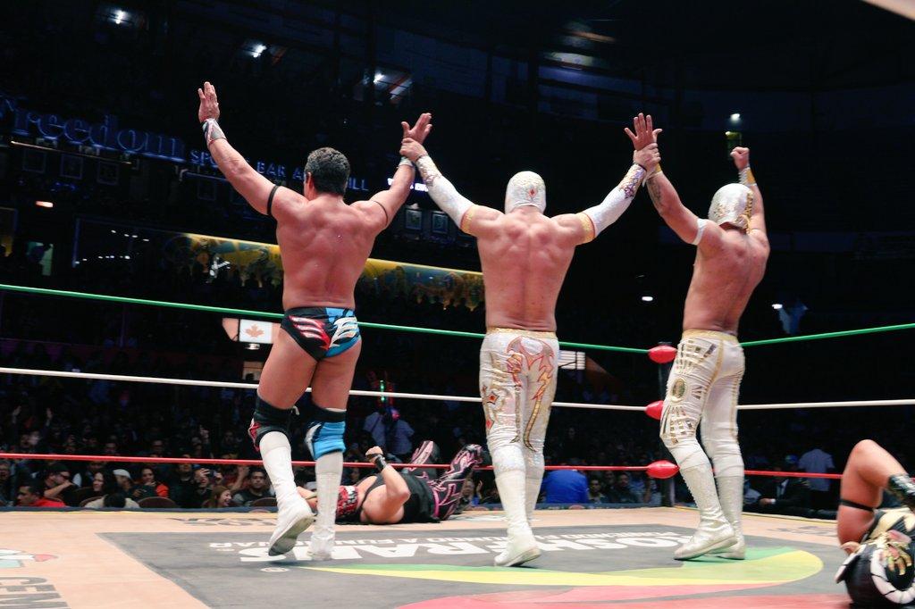 CMLL: Una mirada semanal al CMLL (Del 22 al 26 de noviembre de 2018) 3
