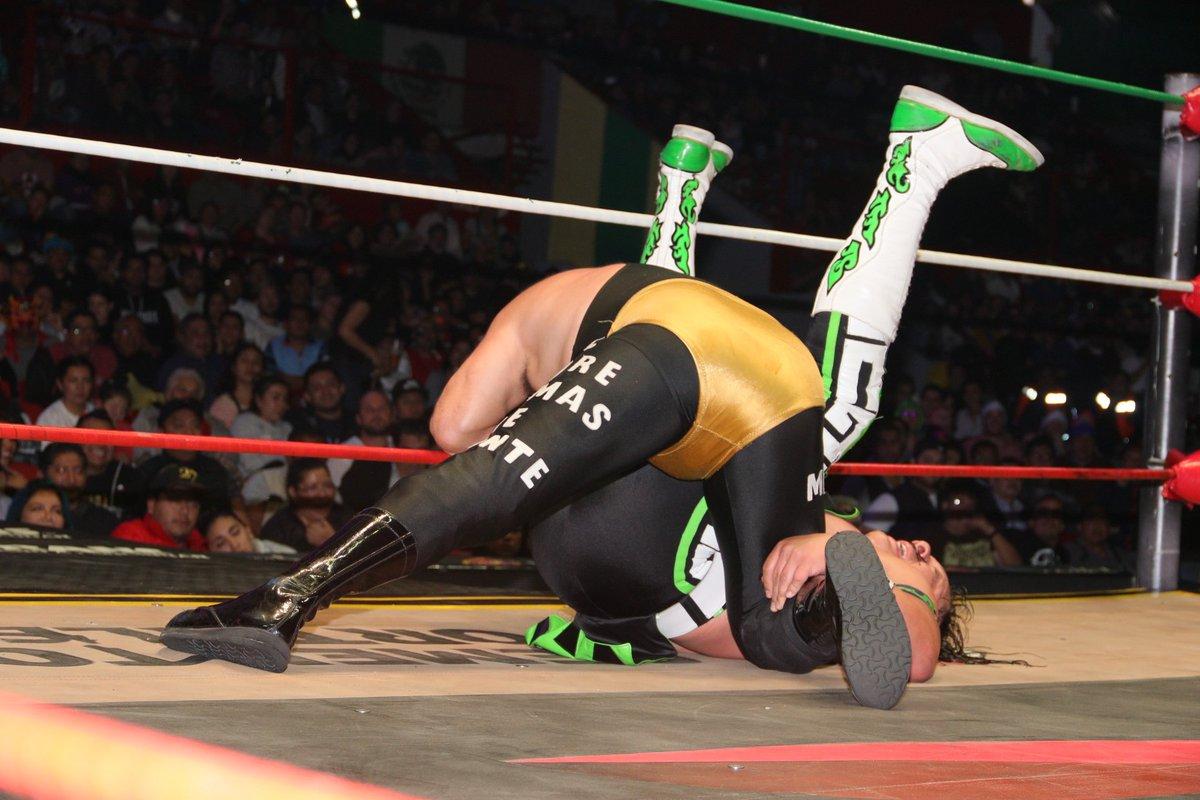CMLL: Una mirada semanal al CMLL (Del 22 al 26 de noviembre de 2018) 5