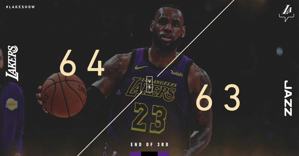 66cac0fe1 Los Angeles Lakers on Twitter