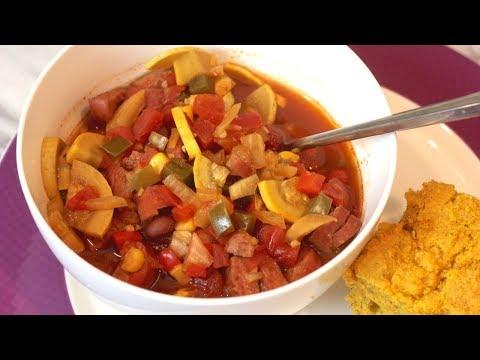 Slow Cooker Fall Harvest Chili Recipe | Crockpot Chili With Turkey Sausage &Squash https://t.co/Usq5HD3hoj https://t.co/LdwaUdsdlQ