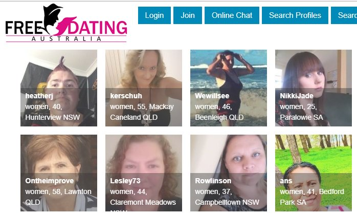 most popular free dating site australia