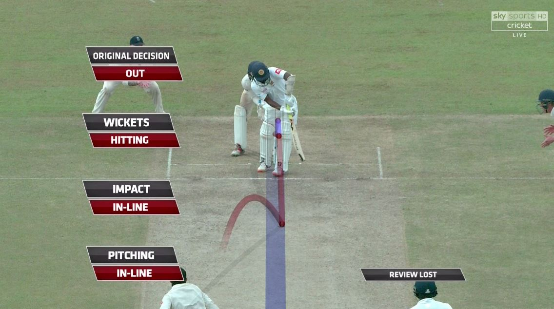 FIVE FOR RASHID! Sri Lanka are 240 all out as Pushpakumara ...