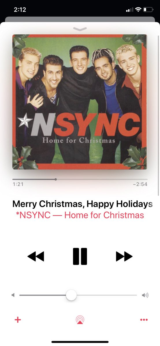 Nsync Merry Christmas.Sarah Irl On Twitter Merry Christmas Happy