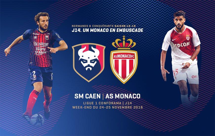 [14e journée de L1] SM Caen 0-1 AS Monaco DswfK1JXgAs2wtq