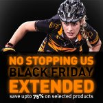 Hey, why not! Our #BlackFriday sale on selected items has been extended until Sunday.