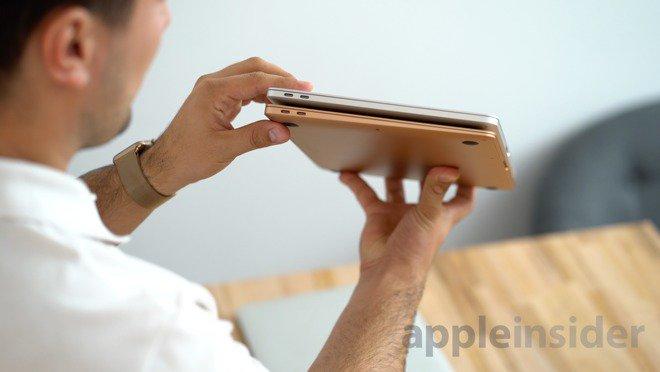 Compared: 13-inch #MacBookAir versus 13-inch #MacBookPro https://t.co/GkO3vrG0xD