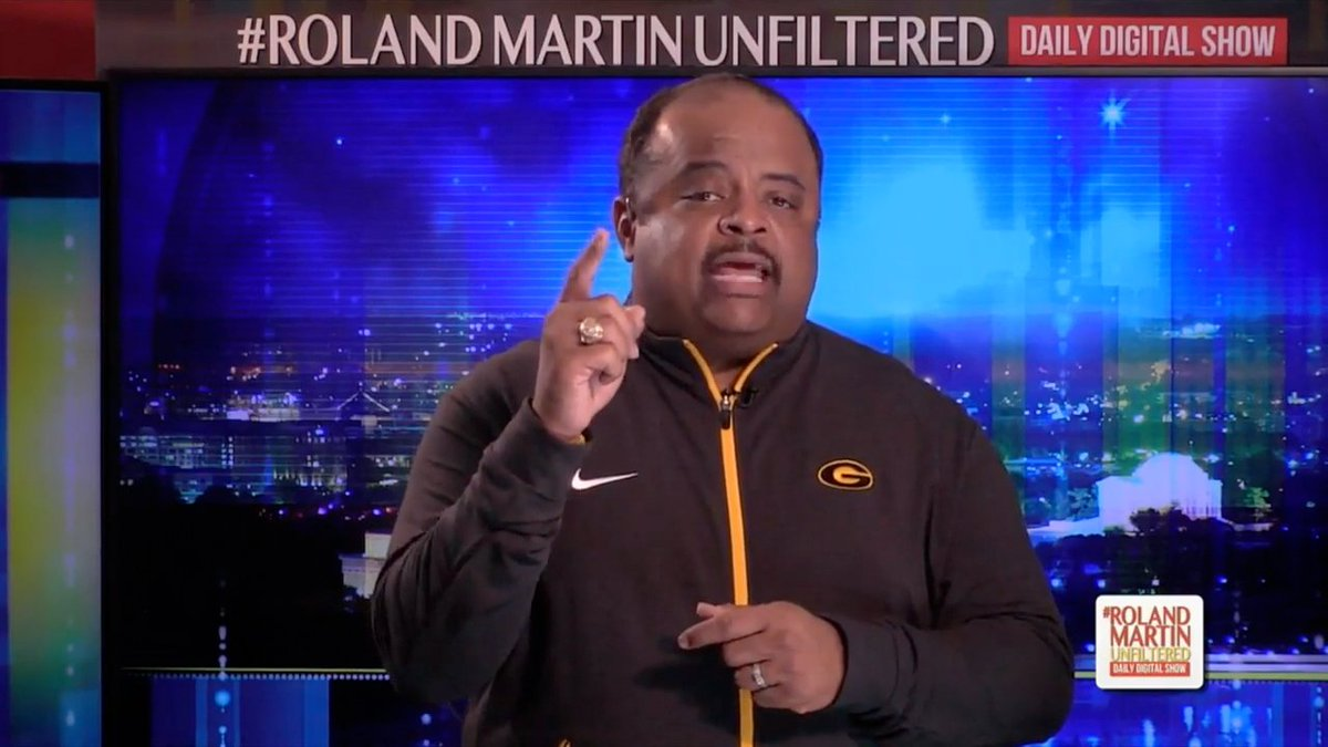 Fam! There is only one daily digital show that keeps it Black and keeps it real. That's #RolandMartinUnfiltered! If you are enjoying our coverage, go to  and join the #BringTheFunk Fan Club. Your support helps to make this show possible. Join TODAY!