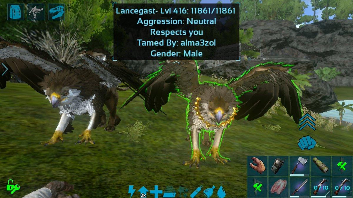 Ark Griffin Breeding