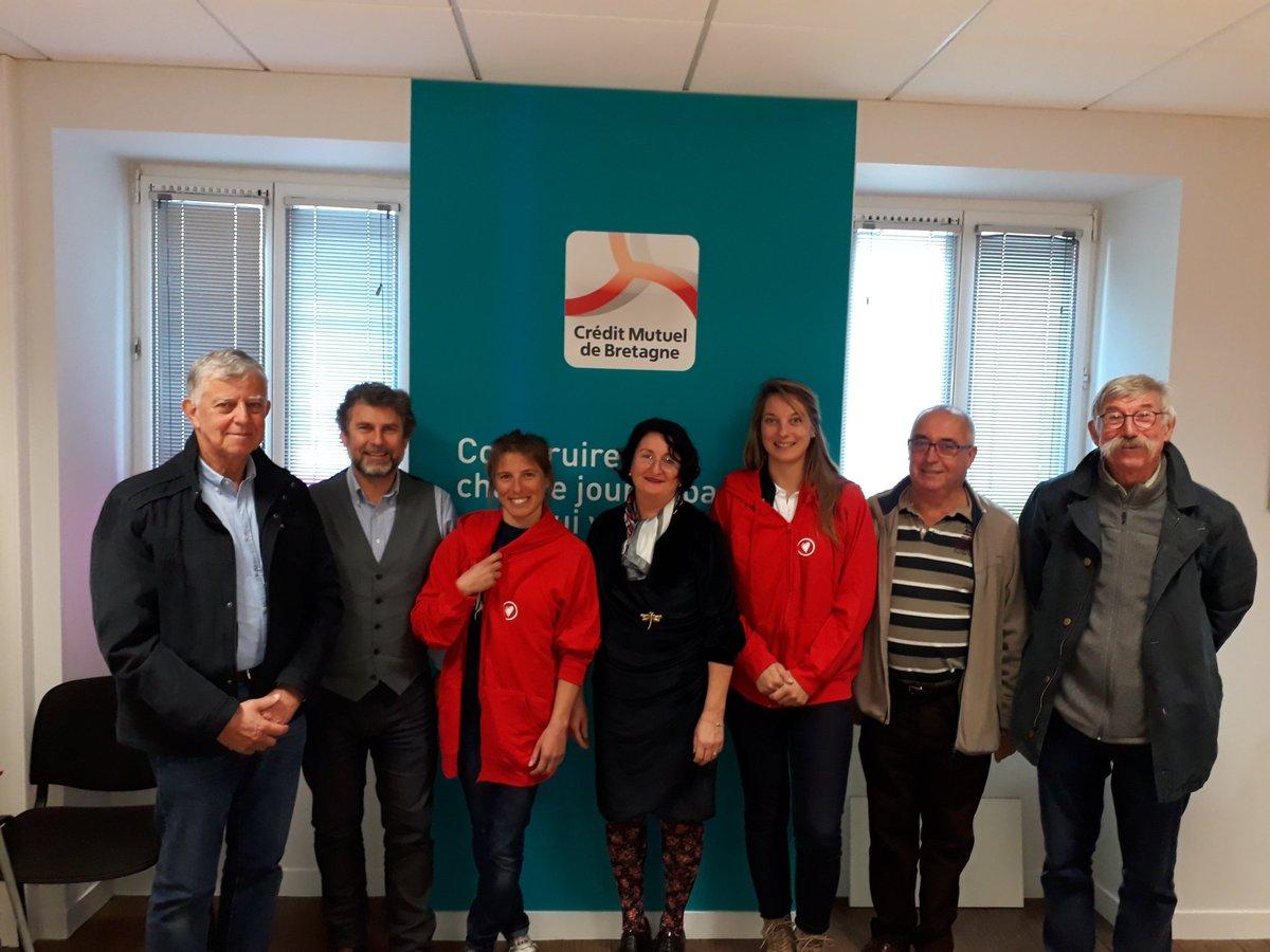 Les agences bancaires Crédit Mutuel à proximité de l'agence Credit Mutuel Brest Saint Marc