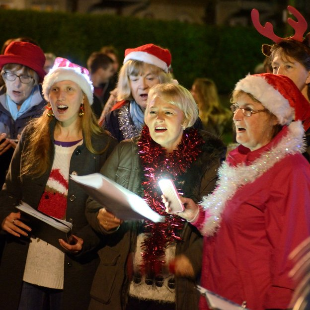 Whats on Appleby: Town Carol Service