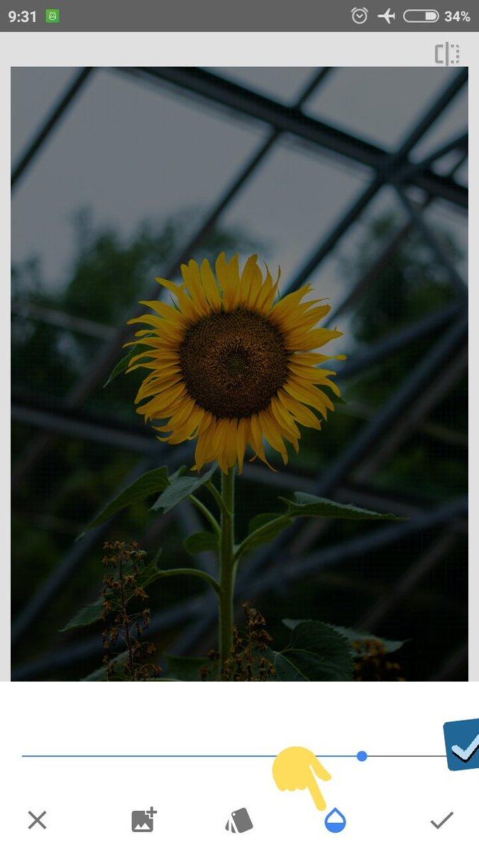 Thread By Arii Nduttt Snapseed Tutorial Dark Background