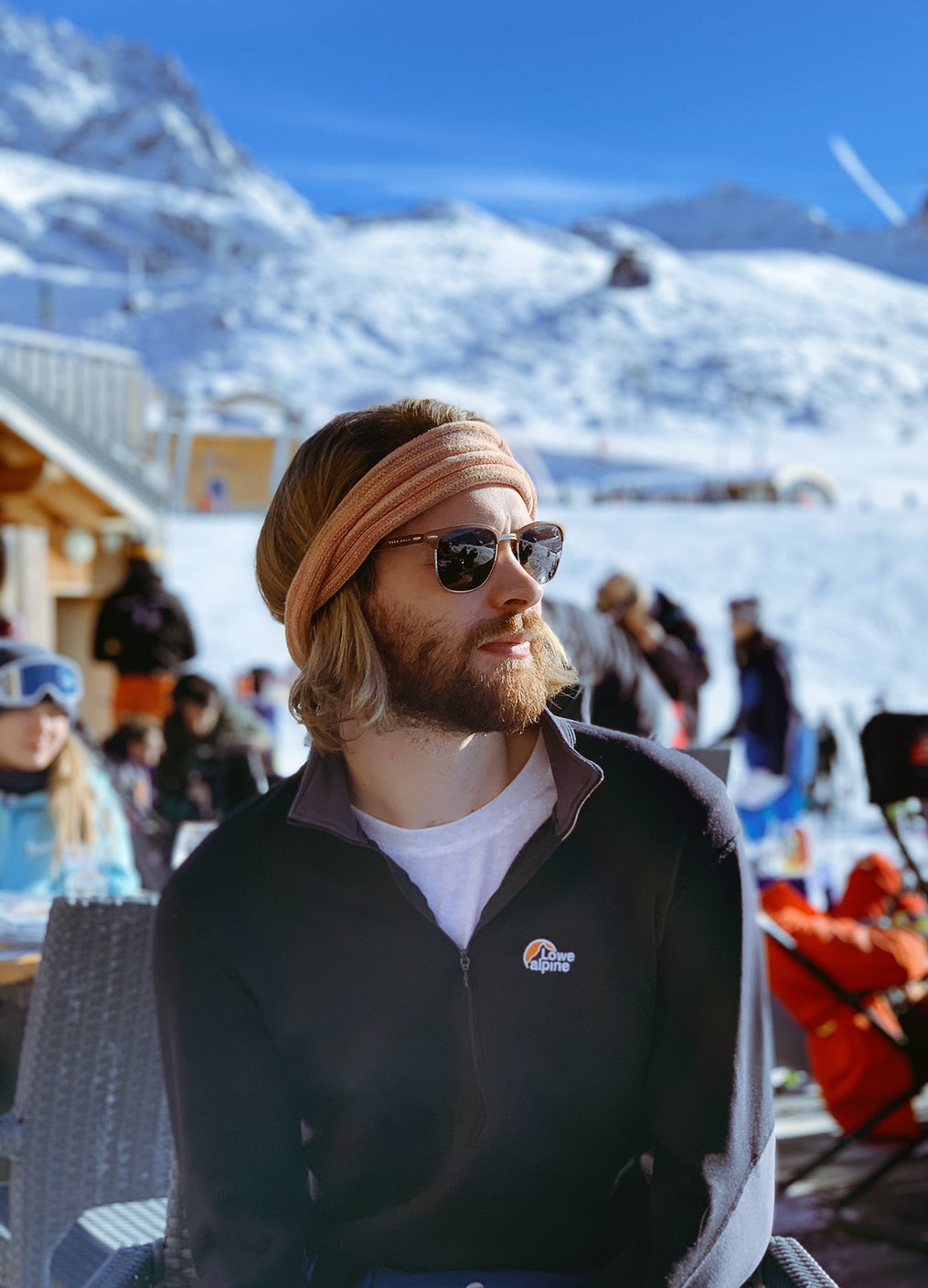 """jordan fish on Twitter: """"Hello from the mountains… """""""