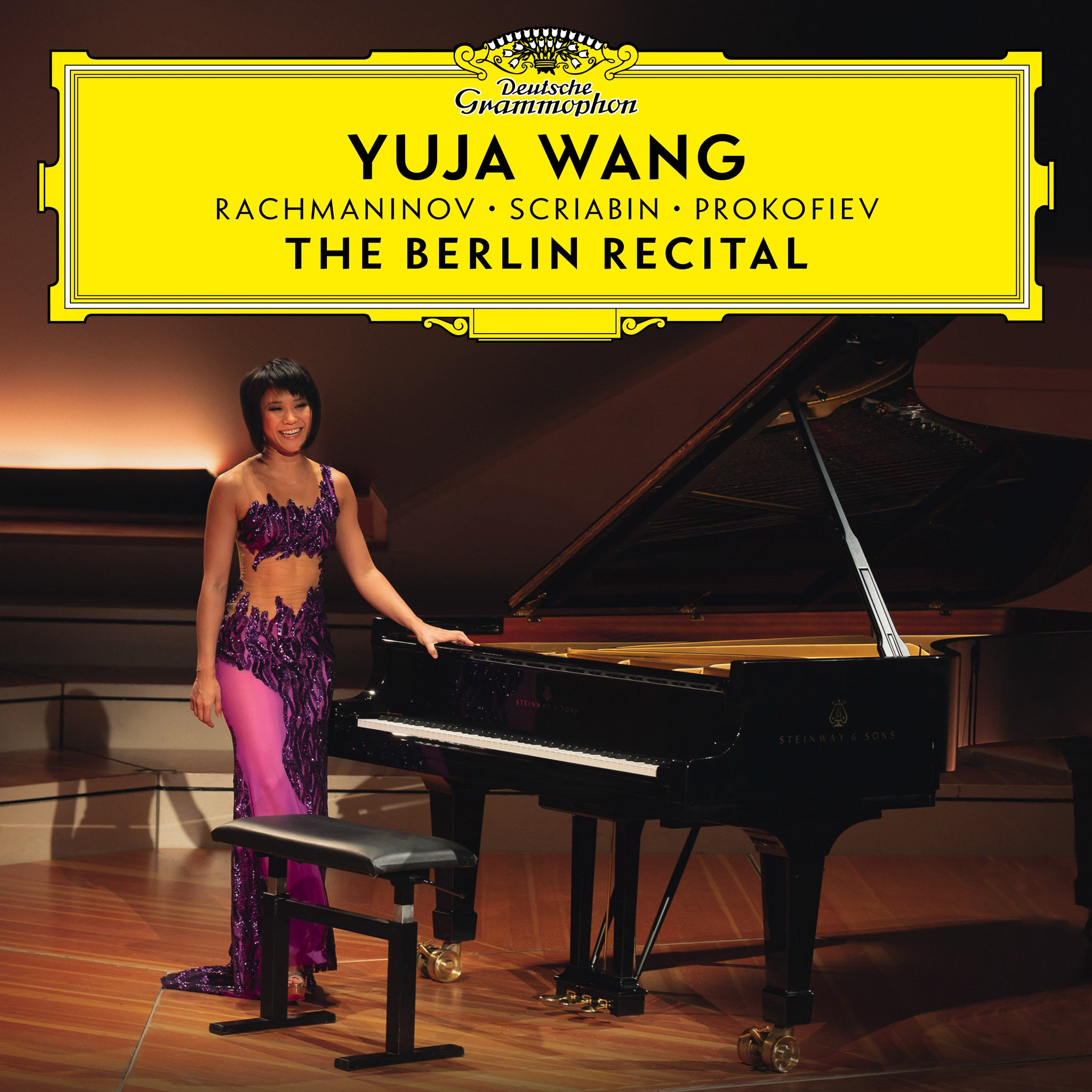 Reloaded twaddle – RT @DGclassics: For her new album, @YujaWang chose three of Ligeti's Études to s...