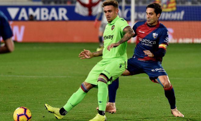 Video: Huesca vs Levante