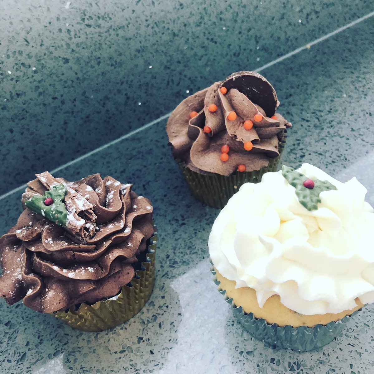 Loving Our Christmas Cupcakes From The Fabulous Terrytangcakes Woolton There New Flavours Terrys