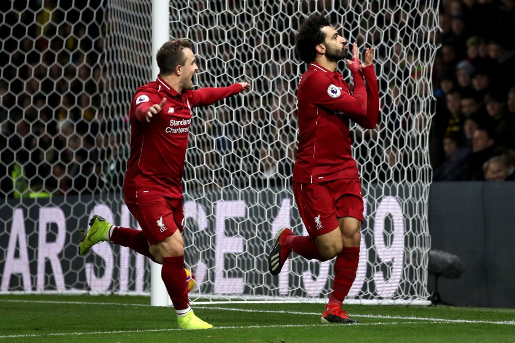 Video: Watford vs Liverpool