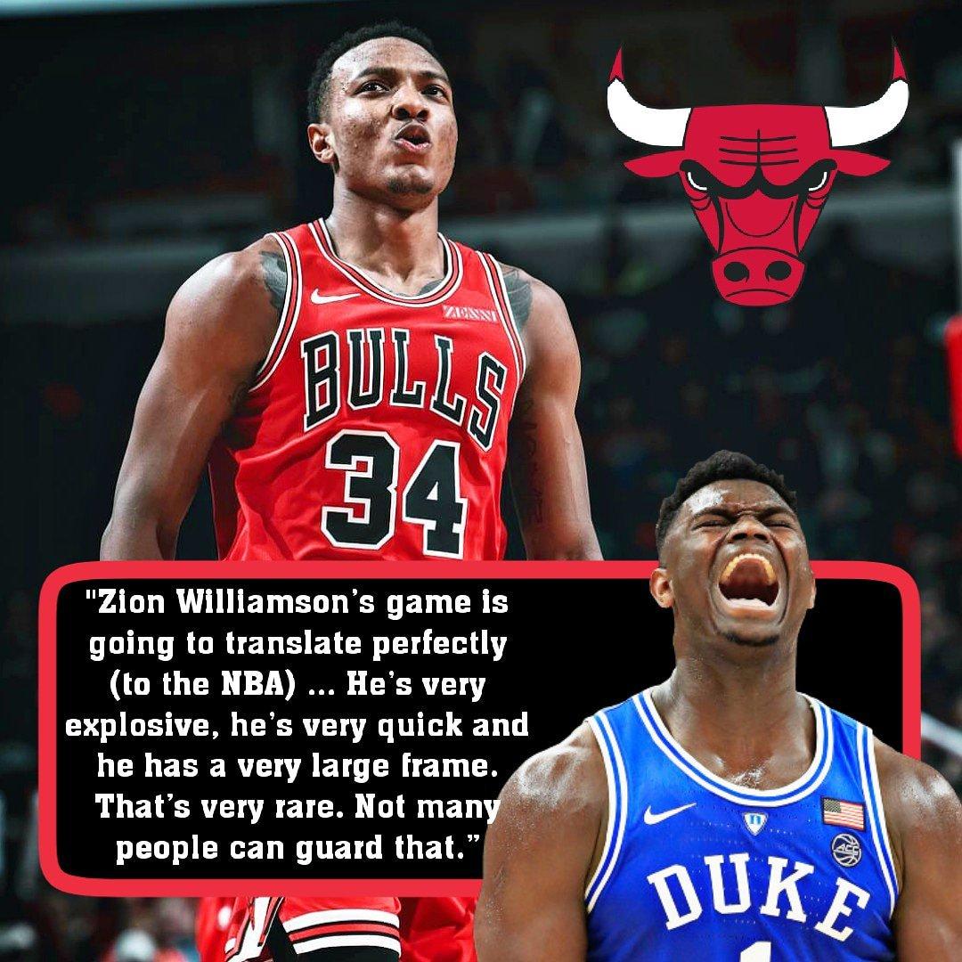Chicago Bulls Talk on Twitter: