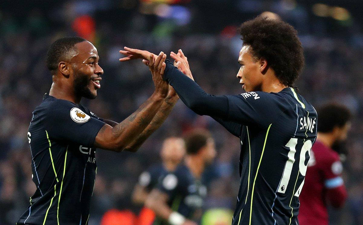 Manchester City vapulea al West Ham